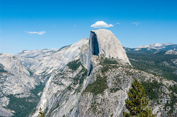 Wall Art - Photograph - Half Dome 2.1080 by Stephen Parker
