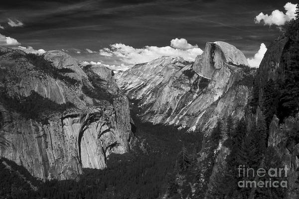 Wall Art - Photograph - Half Dome 4 by Paul W Faust -  Impressions of Light