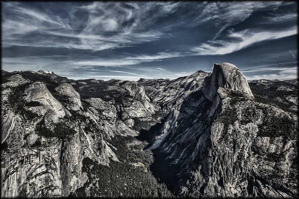 Photograph - Half Dome by Erika Fawcett
