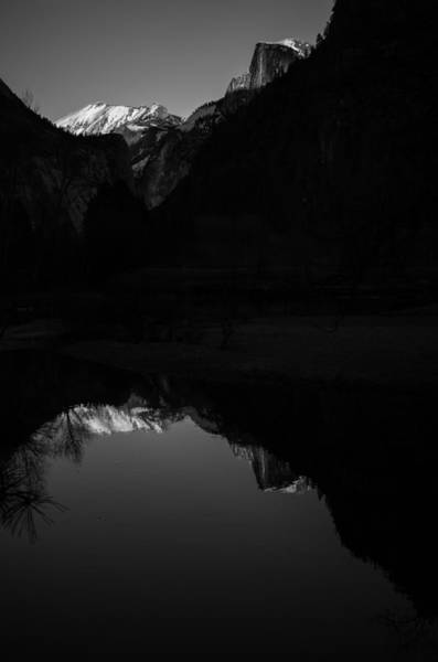 Photograph - Half Dome Reflecting by Scott McGuire