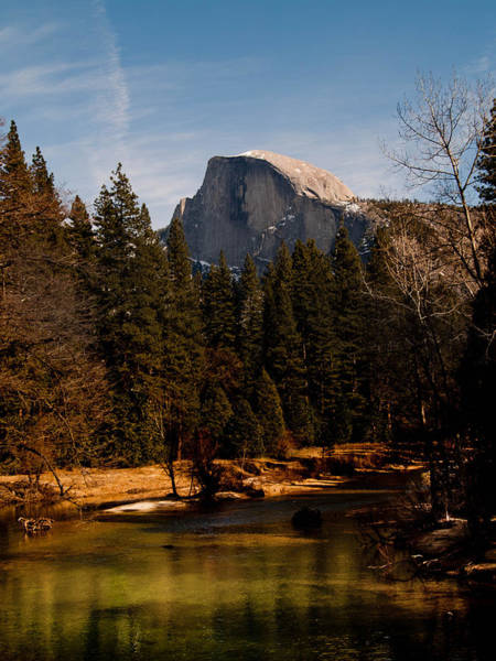 Dome Peak Photograph - Half Dome Spring by Bill Gallagher