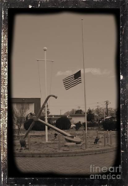 Atsugi Photograph - Half Mast C by Jay Mann