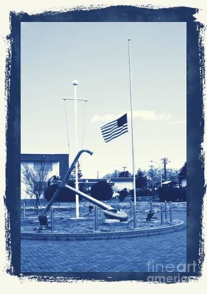 Atsugi Photograph - Half Mast G by Jay Mann