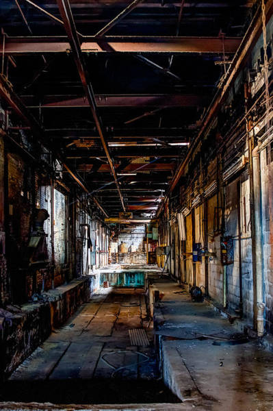 Wall Art - Photograph - Hall Of The Forgotten by Joshua Ball