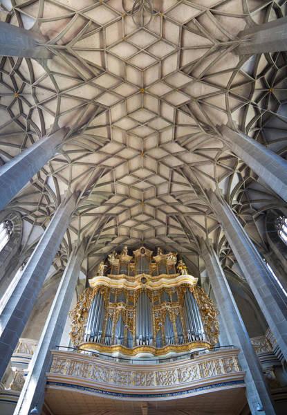 Photograph - Halle Marktkirche by Jenny Setchell