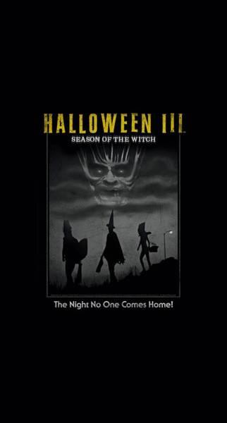 Witchcraft Digital Art - Halloween IIi - Kids Poster by Brand A