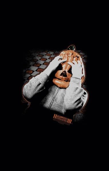 Witchcraft Digital Art - Halloween IIi - Pumpkin Mask by Brand A