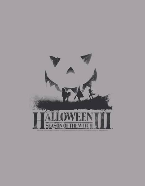 Witchcraft Digital Art - Halloween IIi - Silhouette by Brand A