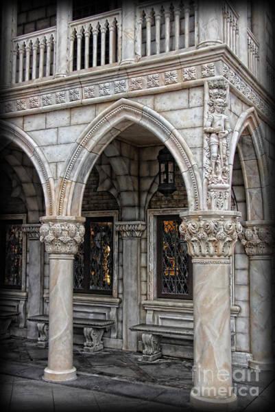 St Mark's Basilica Photograph - Hallways Of St. Mark's by Lee Dos Santos