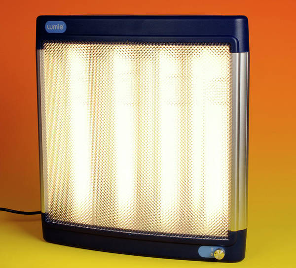 Infrared Radiation Photograph - Halogen Heater by Public Health England