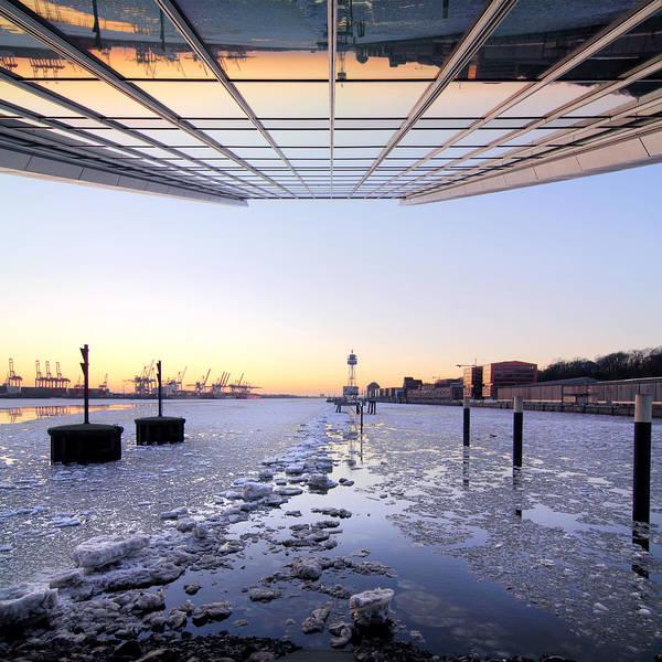 Photograph - Hamburg Dockland by Marc Huebner