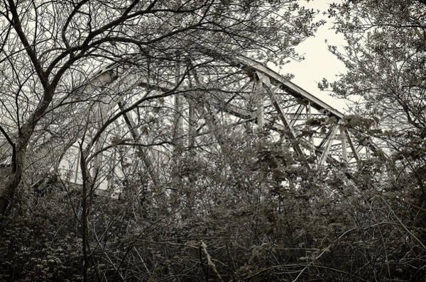 Photograph - Hammond Bridge by Jon Exley