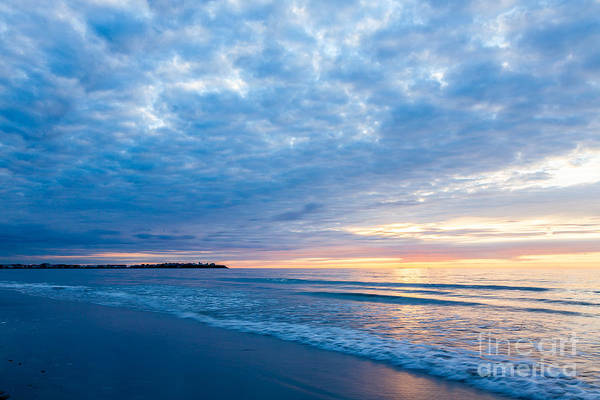 Photograph - Hampton Beach Glow by Susan Cole Kelly