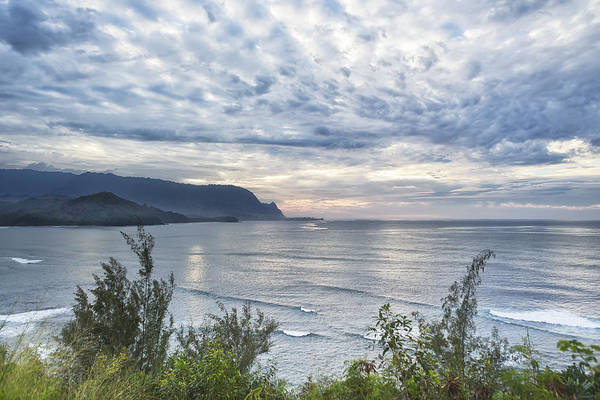 Photograph - Hanalei Bay Sunset - Princeville- Kauai - Hawaii by Belinda Greb