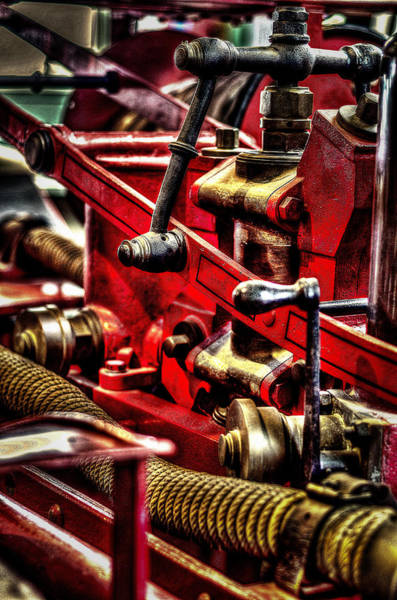 Photograph - Hand Pump by David Morefield