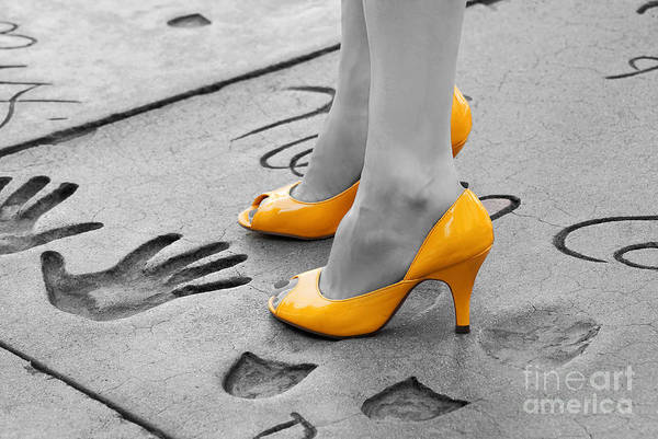 Wall Art - Photograph - Hands And Feet by Dan Holm