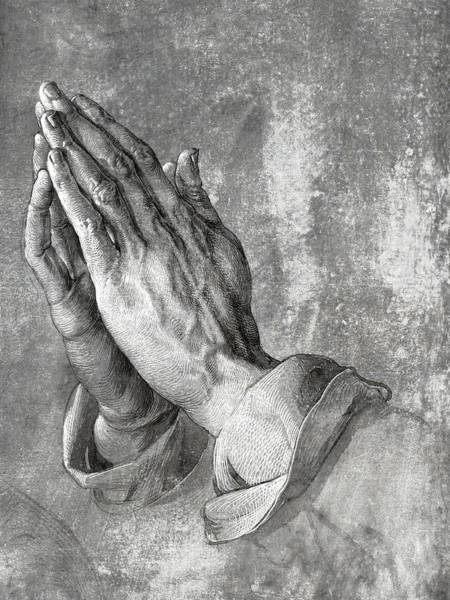 Wall Art - Photograph - Hands Of Prayer  1508 by Daniel Hagerman