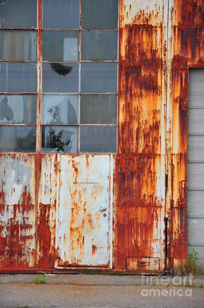 Photograph - Hangar B by Randi Grace Nilsberg