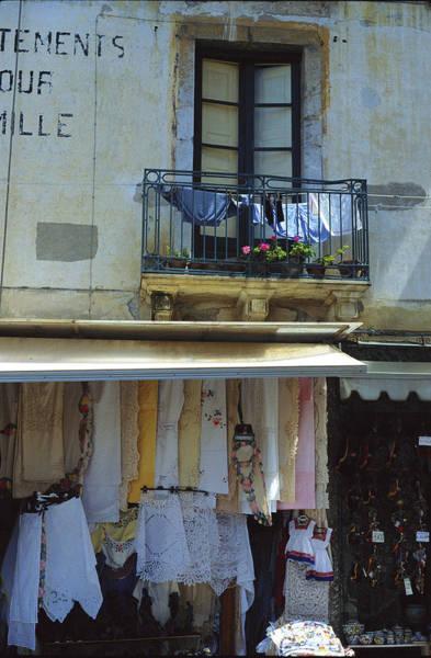 Photograph - Hanging Clothes by Matt Swinden