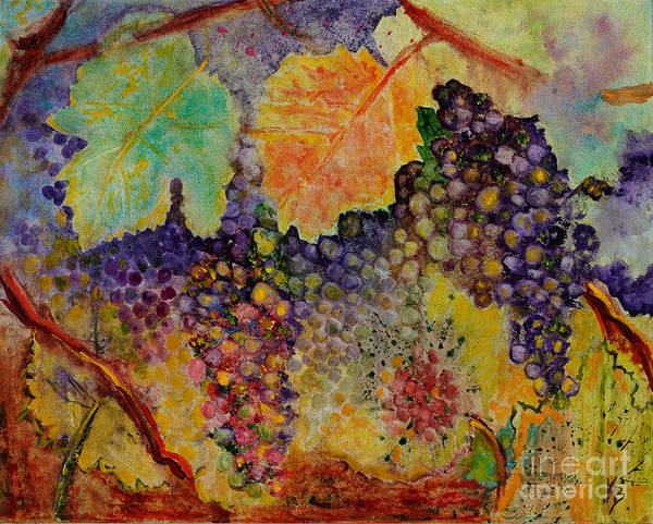 Painting - Hanging by Karen Fleschler