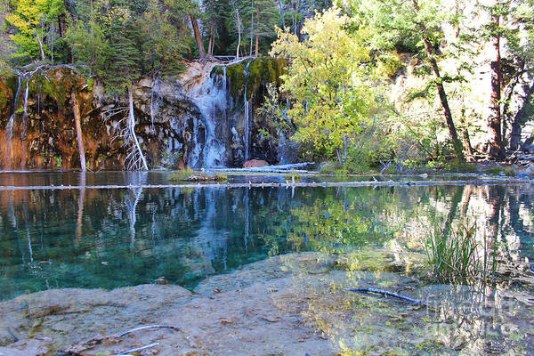 Photograph - Hanging Lake by Kate Avery