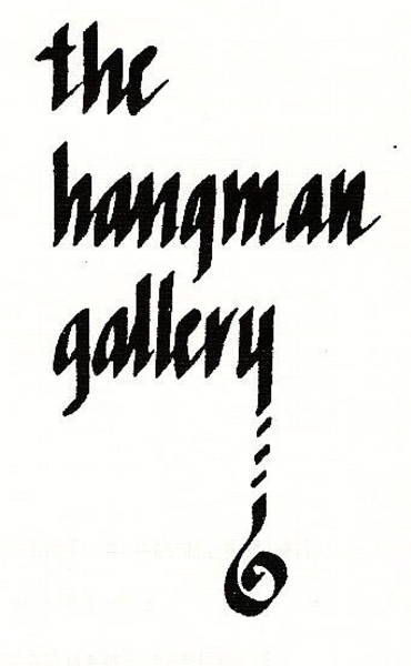 Digital Art - Hangman Logo by Val Byrne