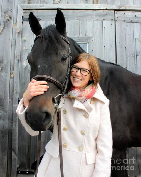 Photograph - Hannah Sunday 11 by Life With Horses