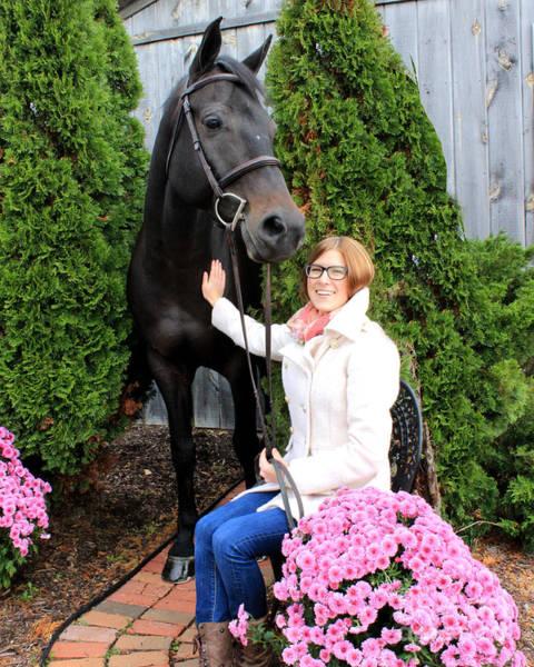 Photograph - Hannah Sunday 4 by Life With Horses