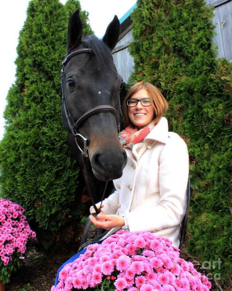 Photograph - Hannah Sunday 7 by Life With Horses