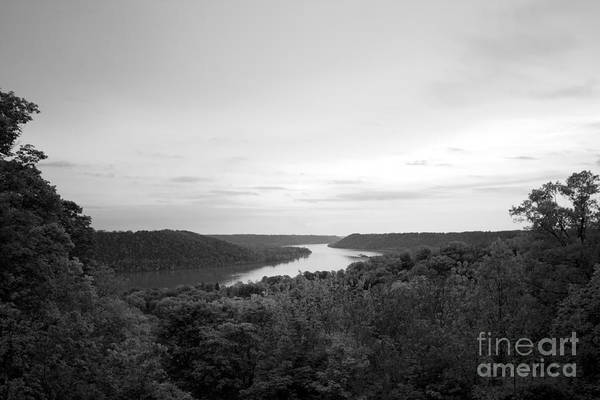 Photograph - Hanover College Ohio River View by University Icons
