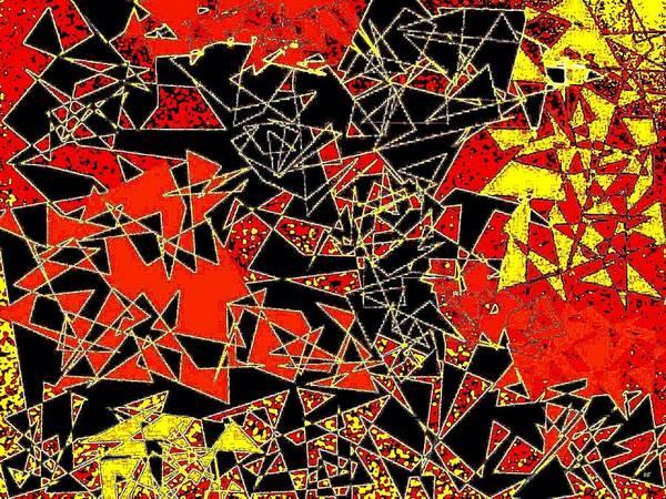 Appeal Digital Art - Haphazard by Will Borden