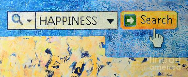 Painting - Happiness by Ana Maria Edulescu
