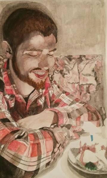 Happy Birthday Son Art Print