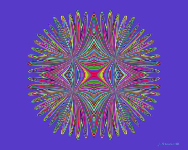 Digital Art - Happy Dance by Judi Suni Hall
