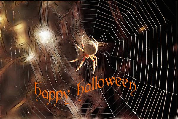 Photograph - Happy Halloween by Ericamaxine Price