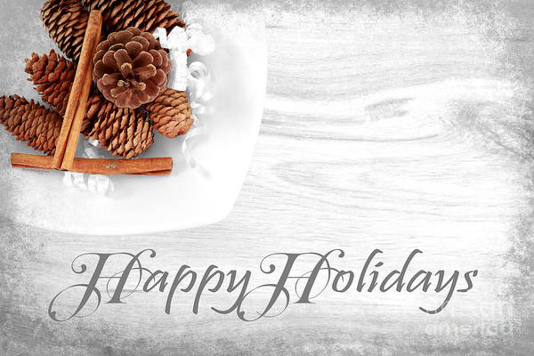 Photograph - Happy Holidays by Beve Brown-Clark Photography