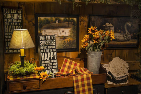 Wall Art - Photograph - Happy Home by Dave Sandt