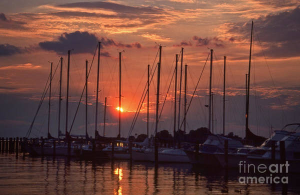 Sailing Terms Photograph - Happy Hour by Skip Willits