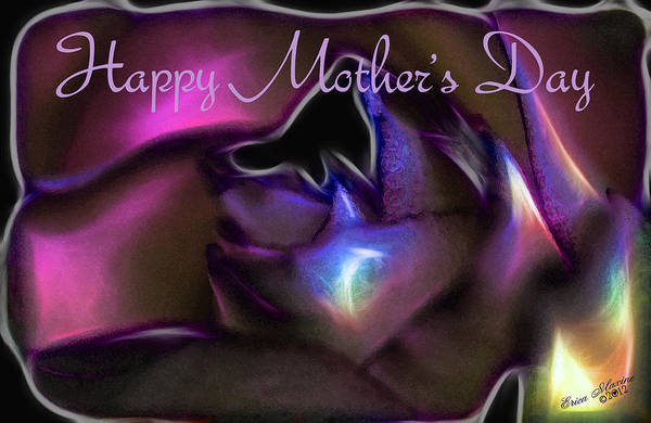 Photograph - Happy Mothers Day 01 by Ericamaxine Price