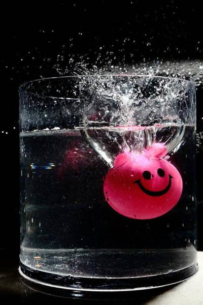 Photograph - Happy Splash The Second by David Andersen