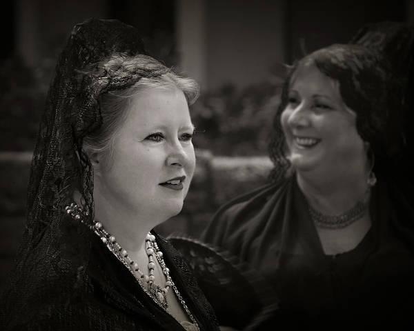 Photograph - Happy Widows by Mario Celzner