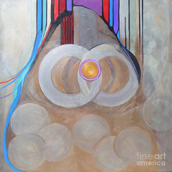 Painting - Haray At M'kudeshet Li... by Marlene Burns