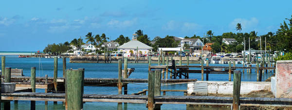 Photograph - Harbour Island Docks And Shoreline by Duane McCullough
