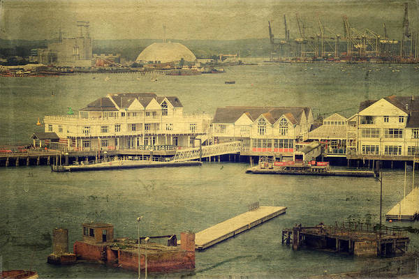 Photograph - Harbor by Lucinda Walter