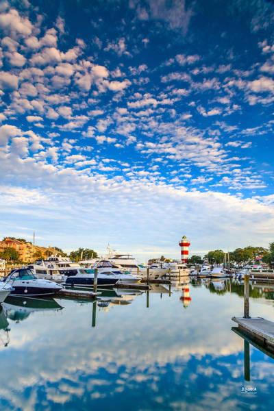Photograph - Harbor Town 3 by Steven Llorca