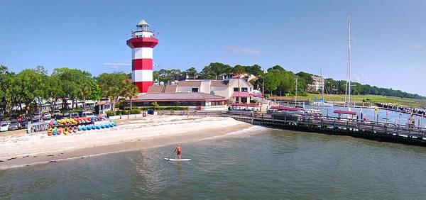 Photograph - Harbor Town Beach 1 In Hilton Head by Duane McCullough