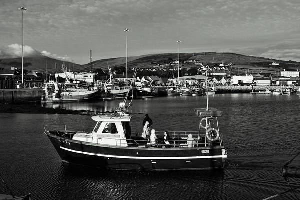 Photograph - Harbour Bound by Aidan Moran