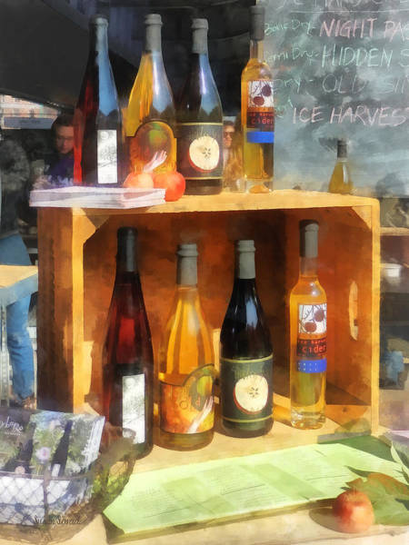 Photograph - Hard Cider by Susan Savad
