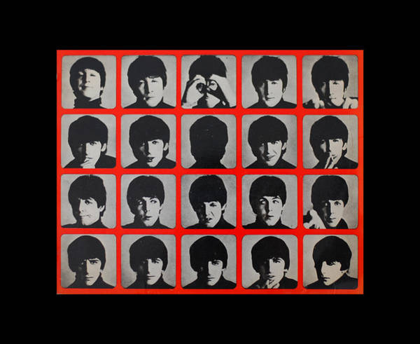 Let It Be Wall Art - Mixed Media - Hard Days Night by Gina Dsgn