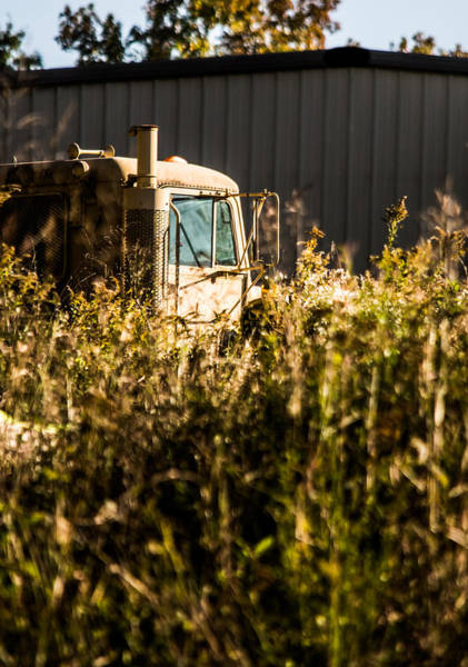 Photograph - Hard Work On The Farm by Parker Cunningham